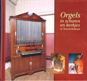CD Orgels in schuurkerkjes