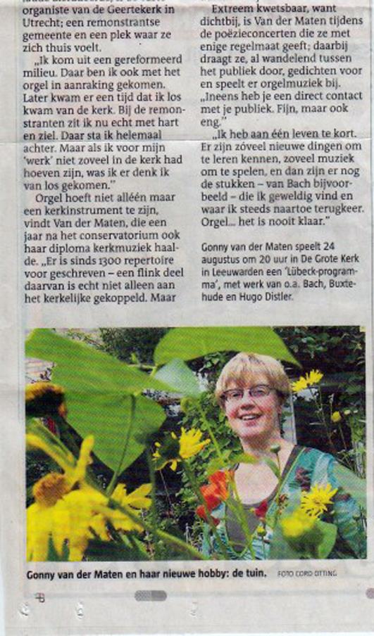 Artikle Leeuwarden 2g