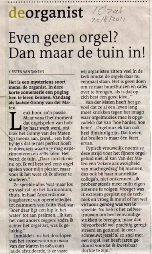 Artikel Leeuwarden 1g